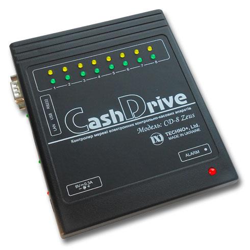 CashDrive CD-8z