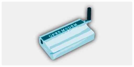 GSM/GPRS модеми | GSM/GPRS модемы