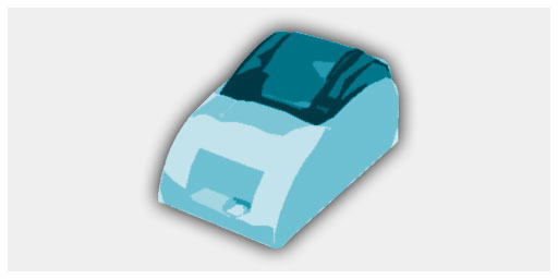 Принтери друку чеків | Принтеры печати чеков